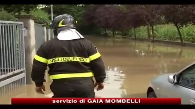 Fiumi esondati nel milanese, la situazione è sotto controllo