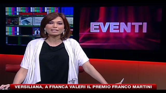 Versiliana, a Franca Valeri il premio Franco Martini