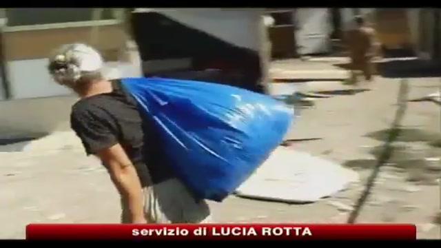 Bossi la maggior parte dei furti in casa fatta dai rom