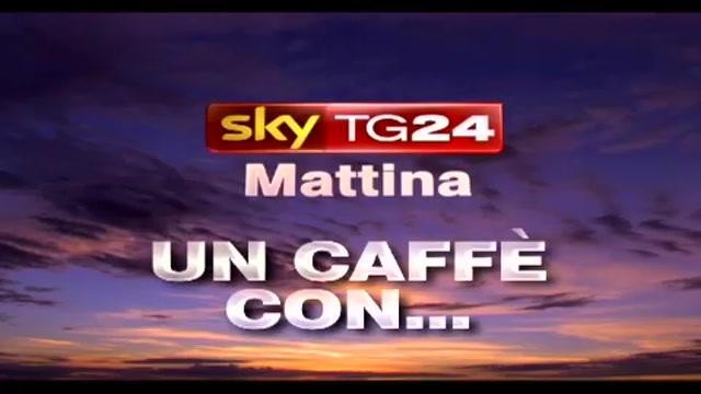 Un caffè con... Maurizio Gasparri