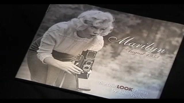 In un libro foto inedite di Marilyn Monroe del 1953