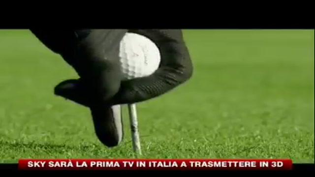 Sky sarà la prima tv in Italia a trasmettere in 3D