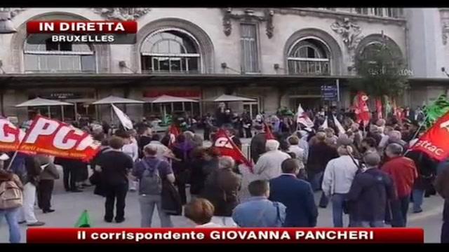 Francia, nuova giornata di scioperi contro la riforma pensioni