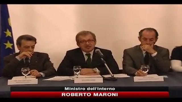 Scontri Genova, Maroni: critiche? Ho le spalle larghe