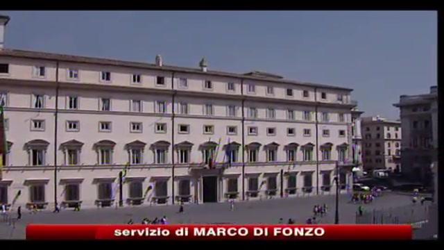 Consiglio dei Ministri approva legge di stabilità