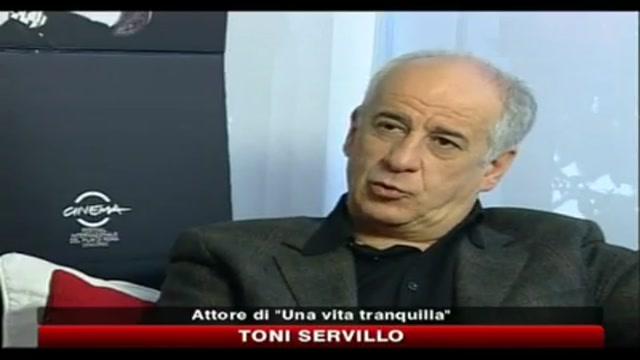 Una vita tranquilla: Servillo e Cupellini