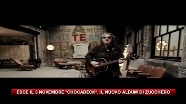 Esce il 3 novembre Chocabeck, il nuovo album di Zucchero