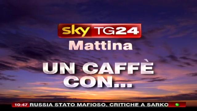 Un caffè con... Francesco Pionati