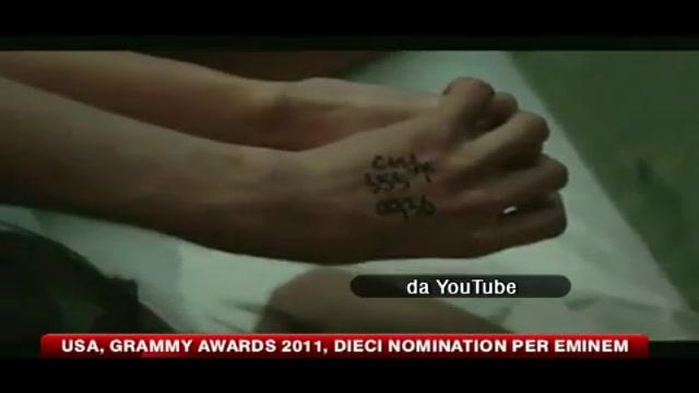 USA, Grammy Awards 2011, dieci nomination per Eminem