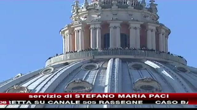 Giornata mondiale della pace, il Papa chede libertà religiosa