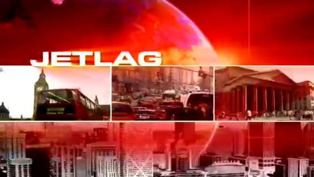 Jetlag: Baghdad anno zero