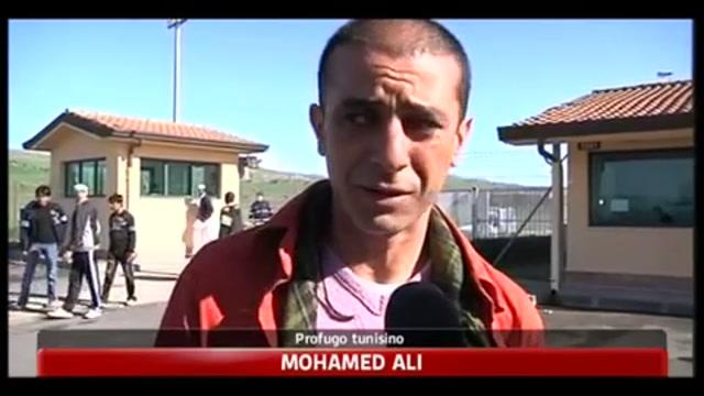 Immigrazione, rissa tra tunisini, il racconto di un testimone