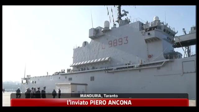 Manduria, arrivati da Lampedusa altri 827 tunisini