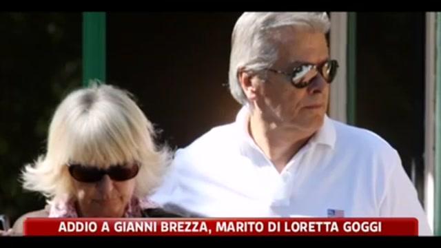 Addio a Gianni Brezza, marito di Loretta Goggi