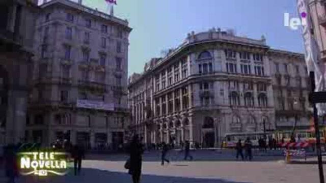 Telenovella, il programma in onda ogni venerdì su Lei, canale 125 di Sky, ci porta a casa di Alessandro Cecchi Paone