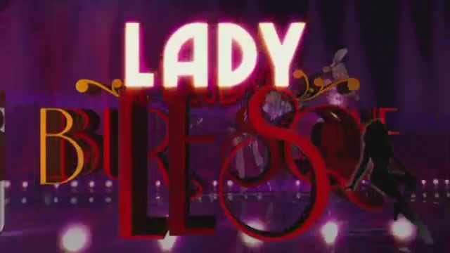Lady Burlesque, sfida Military