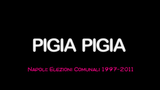 PIGIAPIGIA: elezioni NAPOLI