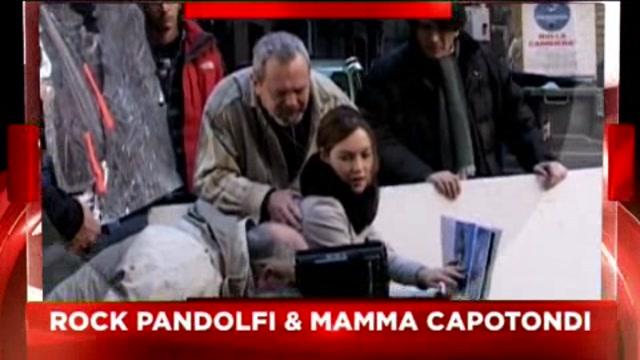 Claudia Pandolfi e Cristiana Capotondi protagoniste di Sky Cine News