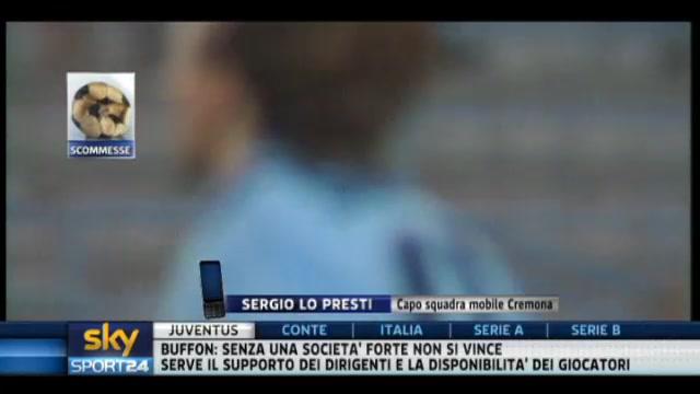 Calcio scommesse, parla Sergio lo Presti