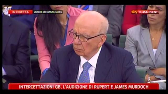 5 - Rupert Murdoch: abbiamo tradito fiducia nostri lettori
