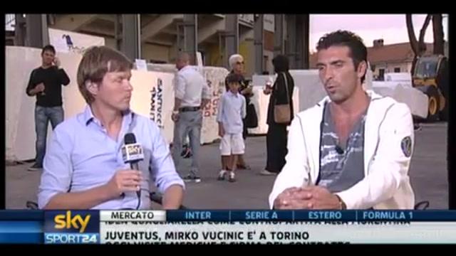 Juve, Buffon, questi 24 mesi non son stati degni da Juve