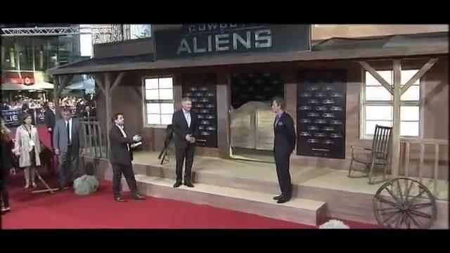 Cowboys and Aliens, il western incontra la fantascienza