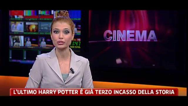 L'ultimo Harry Potter è già terzo incasso della storia