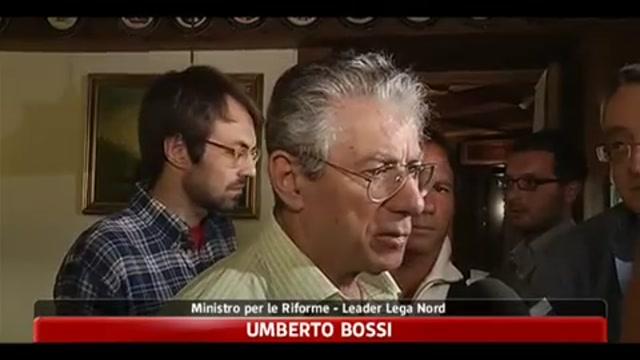 Bossi, ho chiamato Brunetta per chiedergli scusa
