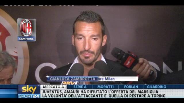 Calciomercato, intervista al milanista Zambrotta sulla rivale numero uno: l'Inter