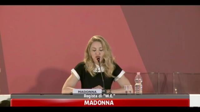 Madonna: ho capito come l'amore sia più forte del potere