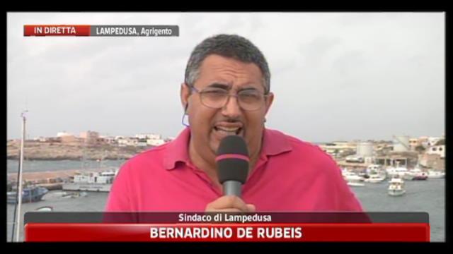 Lampedusa, De Rubeis: sull'isola non ci sono più migranti