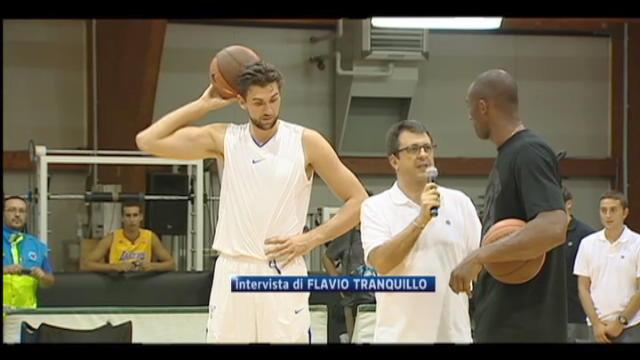 "Kobe Bryant, il ""Black Mamba"""
