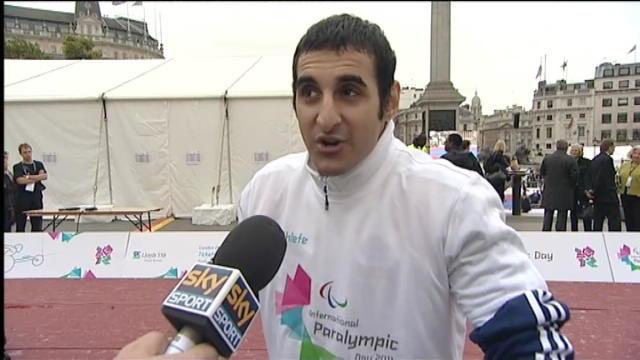 Londra 2012: intervista all'atleta paralimpico Ali Jawad
