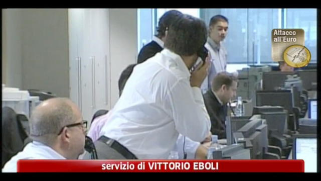 Crisi Grecia, crollano i mercati europei: Milano -6,8%