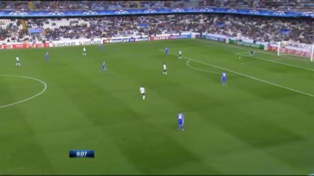 Valencia - Bayer Leverkusen 1-0, gol di Jonas (1')