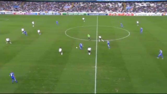 Valencia - Bayer Leverkusen 1-1 gol di Kiessling (31')