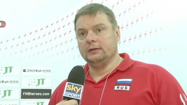 """Vince la Russia di Alenko: """"Era importante qualificarsi"""""""