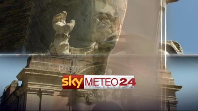 Meteo Italia sera 01.01.2012