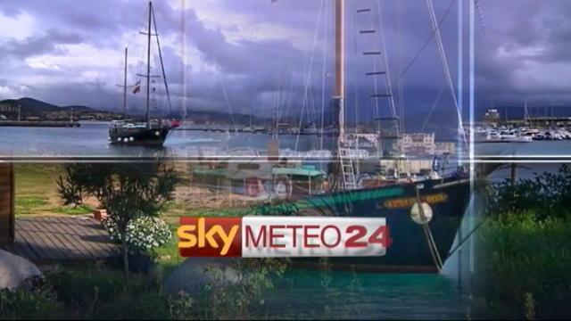 Meteo Europa sera 01.01.2012