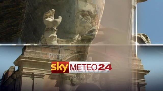 Meteo sera italia 03.01.2012