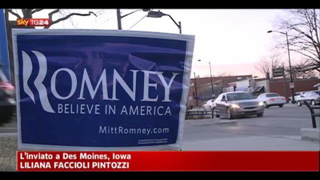 Usa 2012, in Iowa si vota per decidere anti Obama