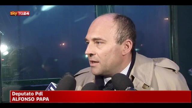 Lele Mora, Papa e Farina: è in condizioni pessime