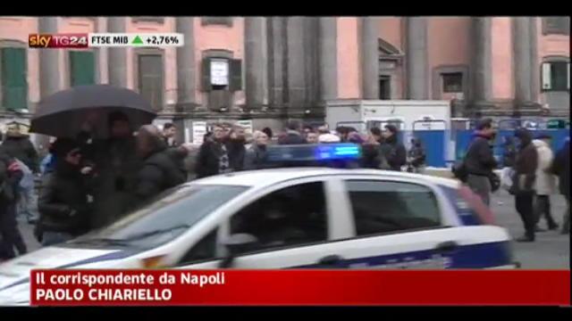 Isola pedonale centro di Napoli contestata