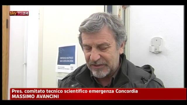 Costa Concordia, Avancini: utilizzeremo nuove strumetazioni