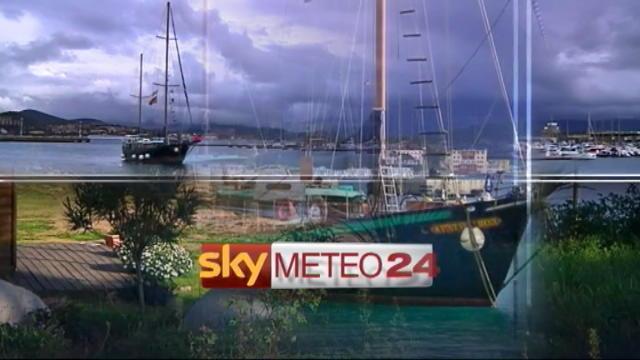 Meteo Europa Sera 01.02.2012