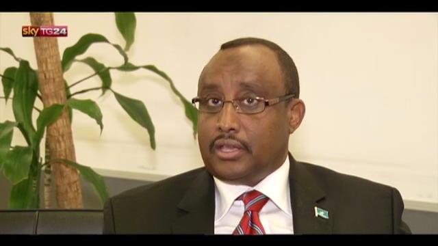 Premier Somalia: Italia ha promesso di aumentare gli aiuti