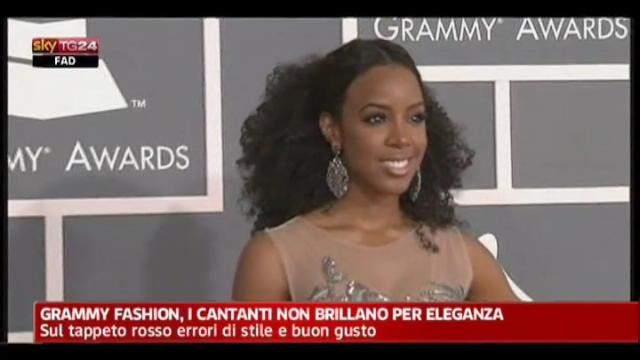 Grammy Fashion, anche le grandi sbagliano look