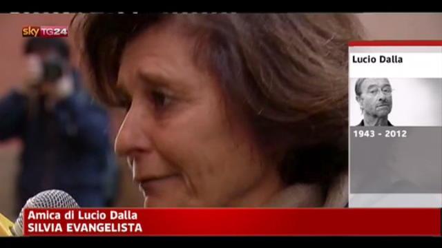 Lucio Dalla, parla l'amica Silvia Evangelista