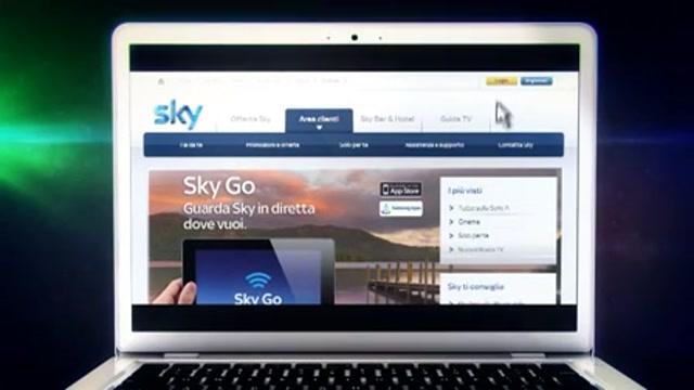Sky Go su PC v.02