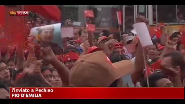 Voto Myanmar, Aung San Suu Kyi è stata eletta